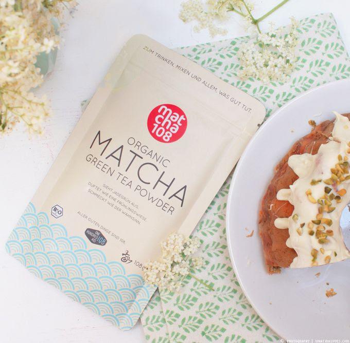 Matcha, Matcha 108, Gugelhupf, Marmorkuchen, Green Tea Powder