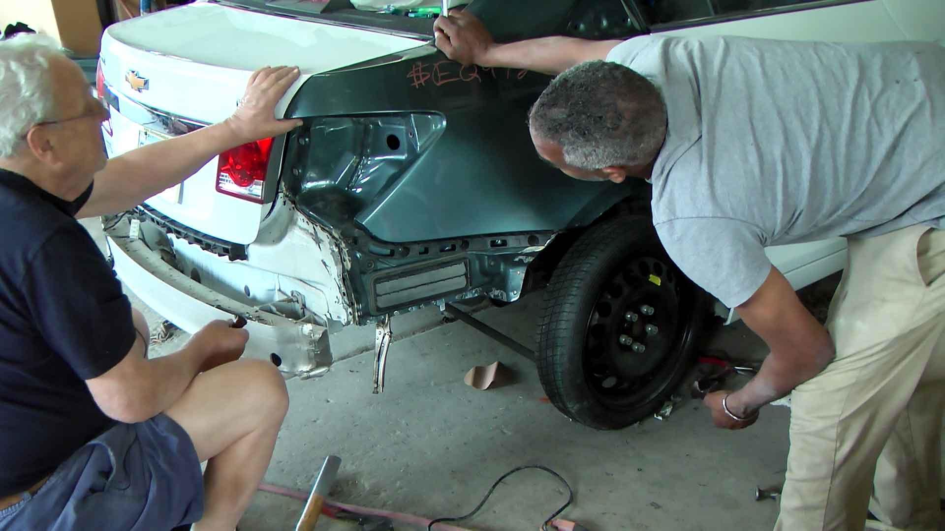 Auto Body Tacony Collision Repair Philadelphia