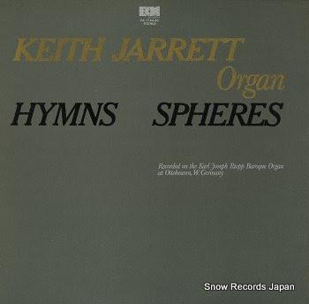 JARRETT, KEITH hymns spheres