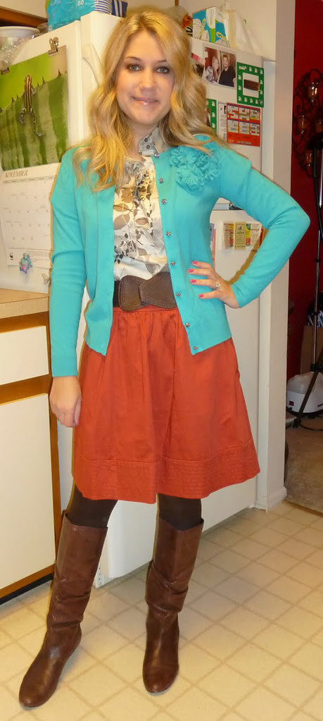 Outfit of the week - Mix & Match Fashion