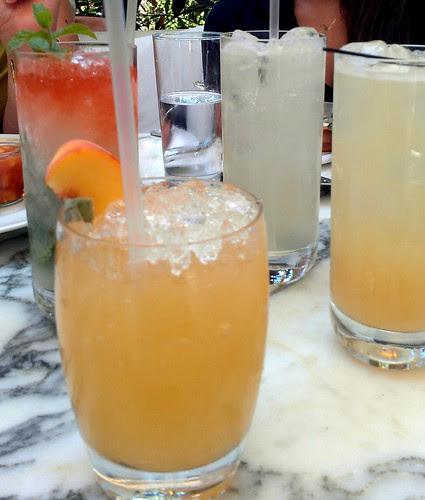 Brunchy cocktails