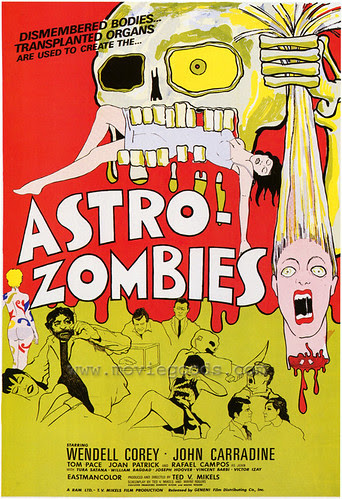 astro zombies p2