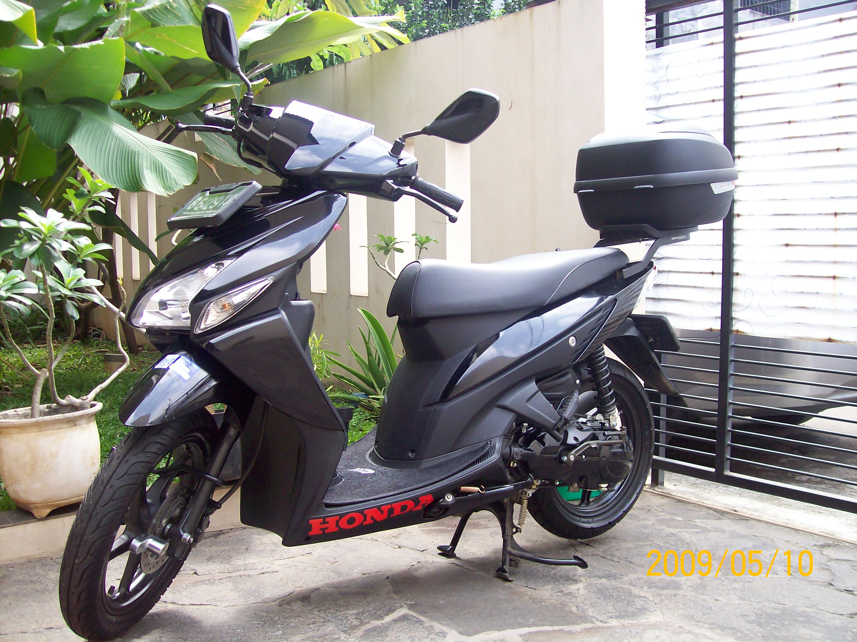 Bengkel Modifikasi Vario 125 Jakarta Lampak Modifikasi