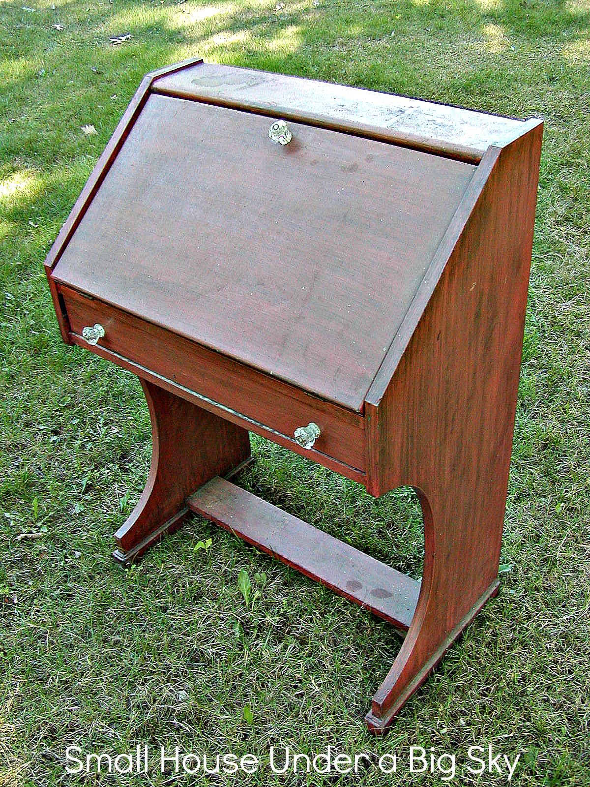Woodworking Plans For Drop Front Desk Easy Woodworking Projects For Gifts