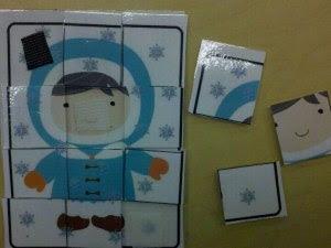 token card sample