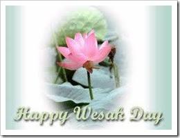 wesak Happy Wesak Day