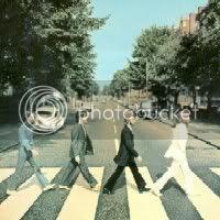 ABBEY ROAD, otra imagen muy parodiable...