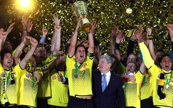 Germany, Cup, Borussia Dortmund vs. FC Bayern Munich