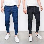Cheap ZOGAA 2019 Men's Joggers Bottoms Skinny Legging Pants Elastic Waist with Pencil Jeans Casual Sports Trousers Men Slim Streetwear