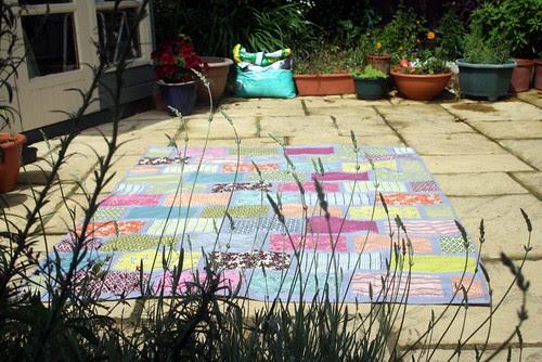 Hope Valley Colour Brick Quilt