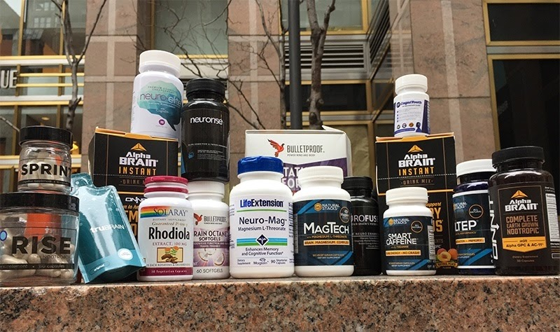 Brain Wiz The Beginner S Guide To Popular Nootropic Supplements And