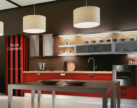 Kitchen Decorating Ideas - Colored Kitchen Appliances by Coolors