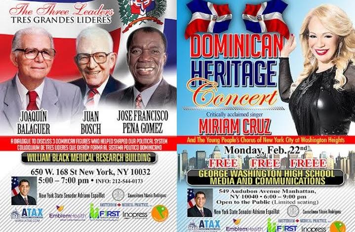 Celebrarán Herencia Dominicana con eventos culturales