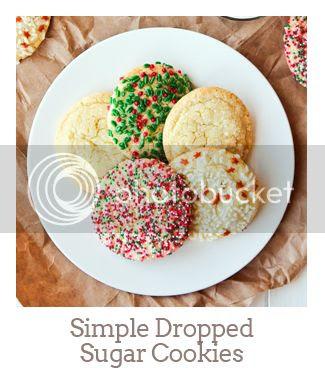 """""""Simple Dropped Sugar Cookies"""""""