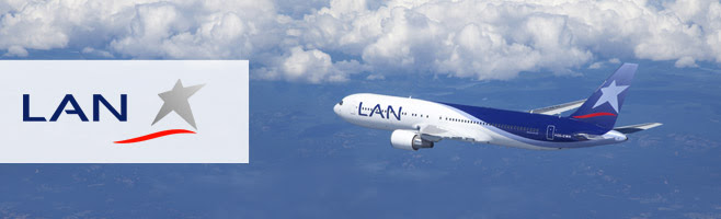 Lan Chile Airlines Tickets