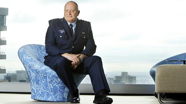 Inspector Ian Geddes says a senior constable facing disciplinary action has left the forc