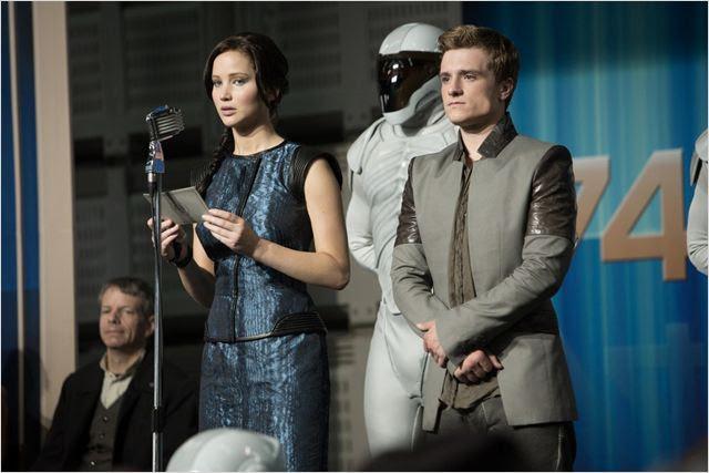 Jogos Vorazes - Em Chamas : foto Jennifer Lawrence, Josh Hutcherson