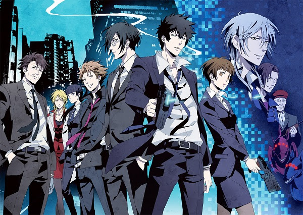 Psycho-Pass Anime Endings (ED)