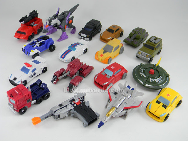 Transformers Classics Legends