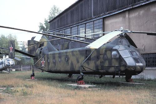 unmarked Yak-24