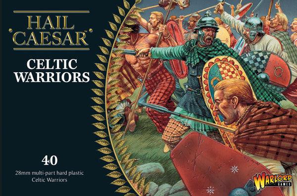 Ancient Celts: Celtic Warriors plastic boxed set