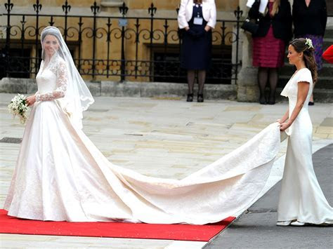 Kate Middleton Actually Had A Second Wedding Dress And It