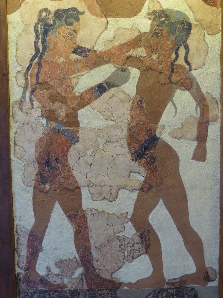 Museum, Santorini