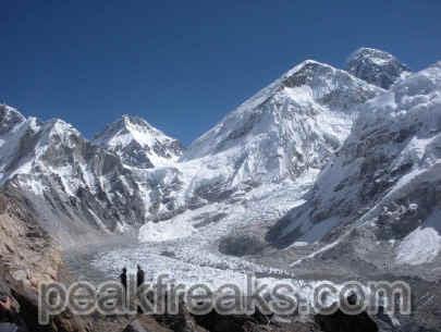 Kala Pattar view of Everest