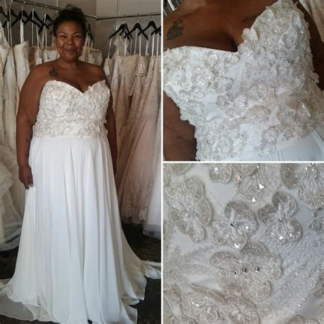 NEW ARRIVAL   Plus Size Wedding Dress Separates   Strut