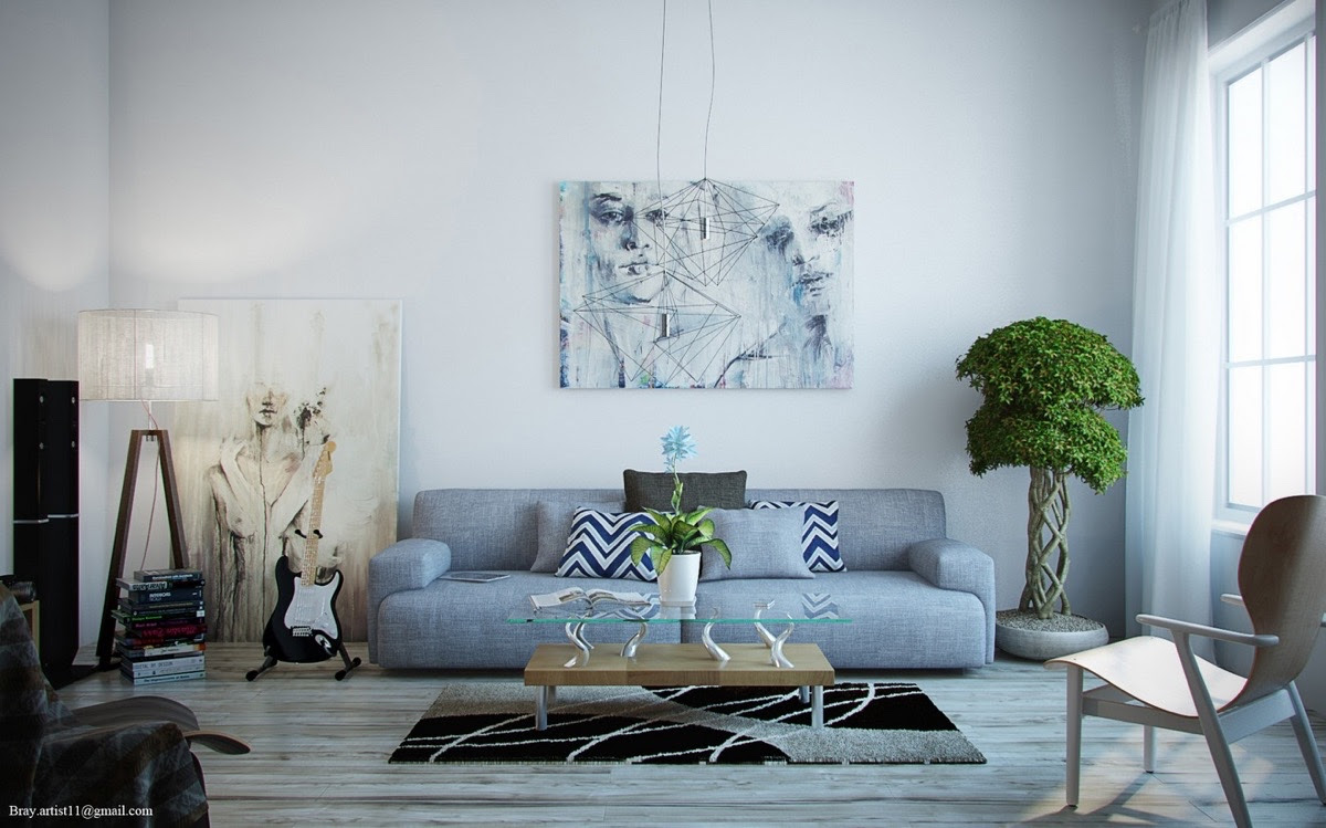 Large Wall Art For Living Rooms: Ideas & Inspiration