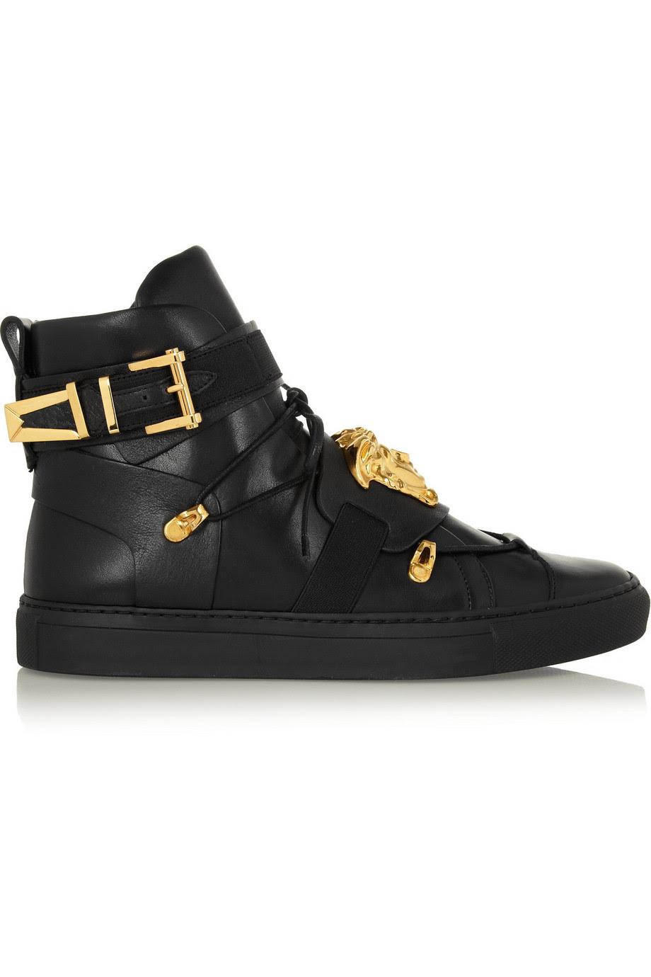 Versace Shoes Men Sneakers