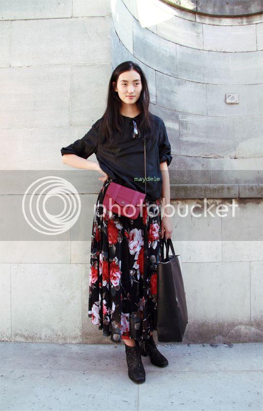 Lina Zhang New Faces 2012