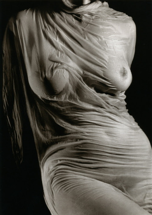 Ruth Bernhard - Wet Silk, 1938 From Ruth Bernhard: The Eternal Body