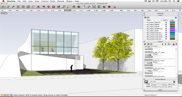 The New SketchUp 2014 Its Tools and Features