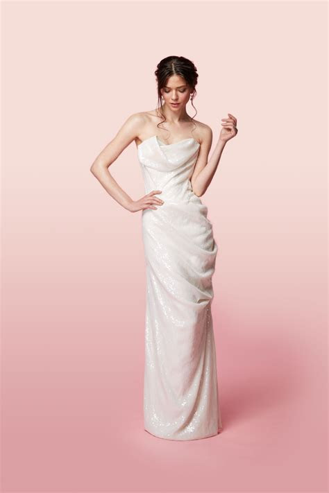 Vivienne Westwood Made To Order Long Delicate Drape Dress