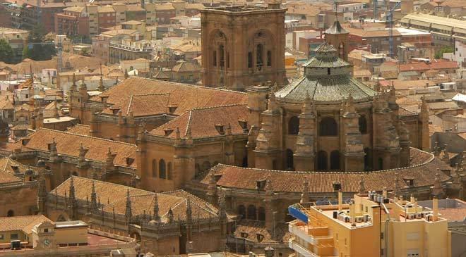 Resultado de imagen de catedral de granada