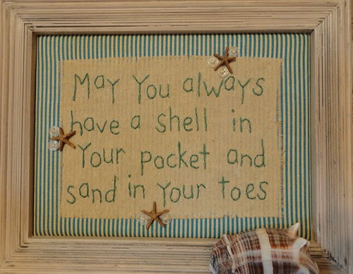 seashell in your pocket