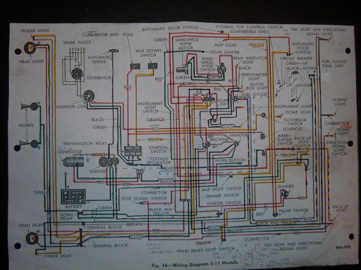 1951 Dodge Wiring Diagram Wiring Diagram Motor Motor Frankmotors Es