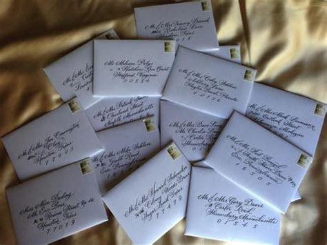DIY Black, White and Gold Wedding Invitation   Paperblog