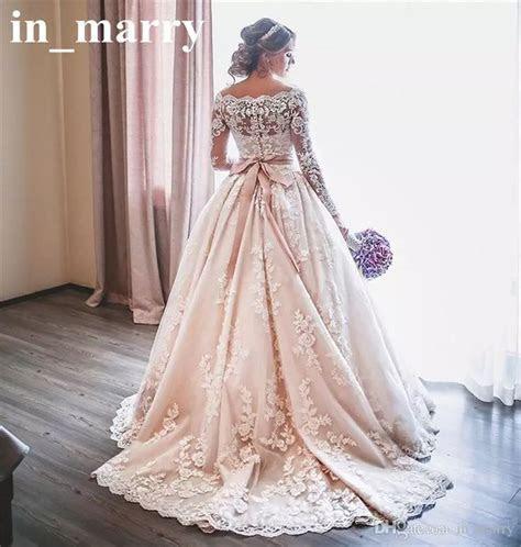 Best 25  Blush lace wedding dress ideas on Pinterest