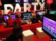 Toda una fiesta para los amantes de los videojuegos.