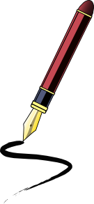 Ink Pen Clip Art