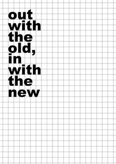 On Starting A New Habit That Replaces The Old My