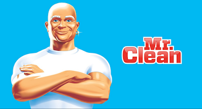 "Mr. Clean Goes From Bald White Guy to... ""Bald, Buff, and Black"" Guy"