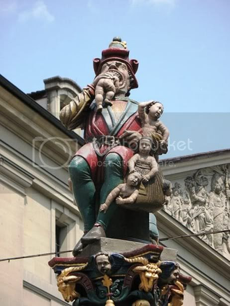 Weird Monuments,Weird Monuments,The Child-eating Ogre