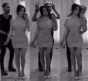 Kim Kardashian shares never before seen dress from her