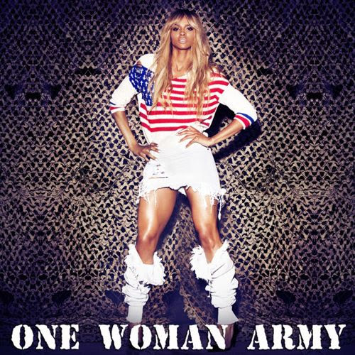 One Woman Army (Promo), Ciara