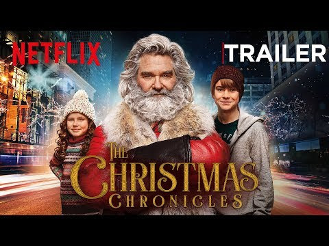 Top 5 Things I Loved About Netflix's The Christmas Chronicles