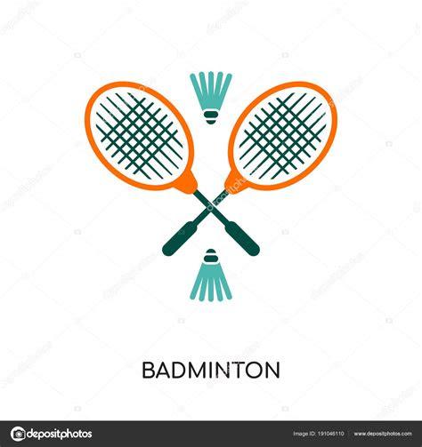badminton logo design  design bild