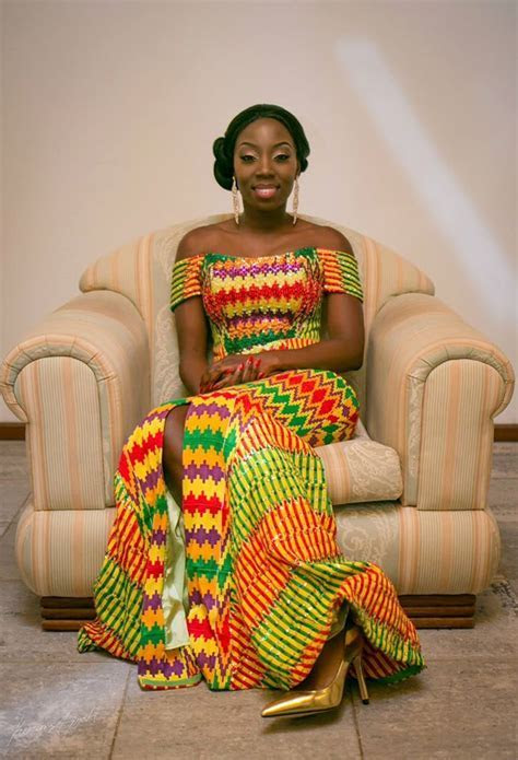 923 best African Kente Styles images on Pinterest